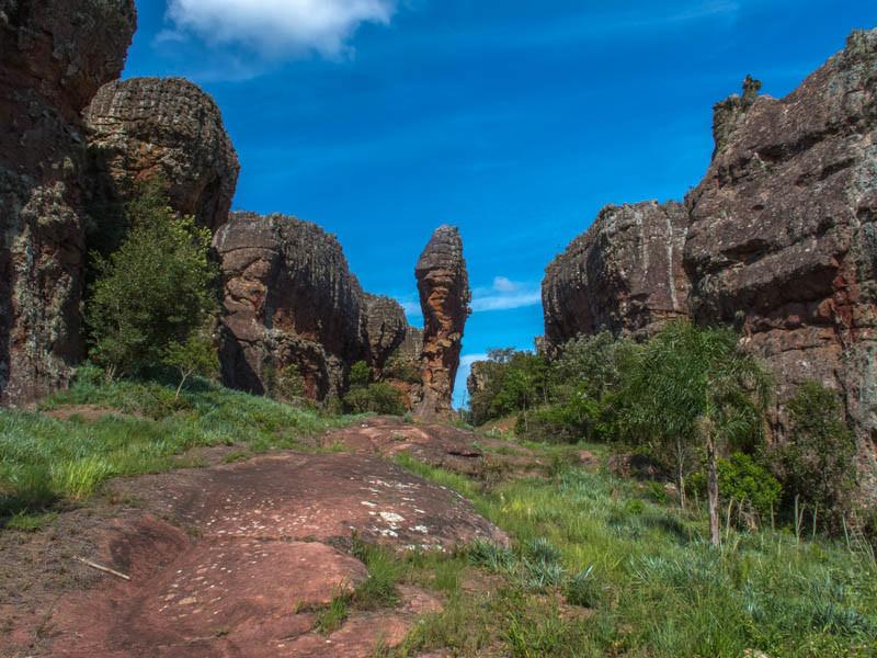Национальный парк Вила Велья